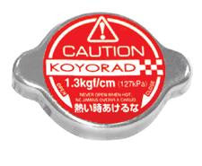 Koyo 1.3 Bar High Pressure Radiator Cap - Red (SK-C13) - Ace Race Parts