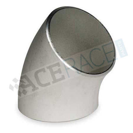 "1-1/2"" Schedule 10 45° Elbow 316L - Ace Race Parts"