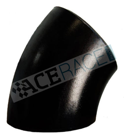 "1-1/4"" Schedule 40 45° Elbow Mild Steel - Ace Race Parts"