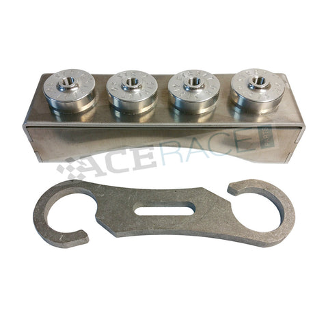 Purge Plug Kit for Turbo Manifold and Header Fabrication