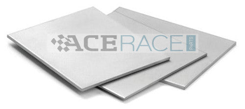 "1/4"" Plate 6"" x 6"" 304L Stainless - Ace Race Parts"