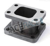 T3 to T4 Turbo Flange Adapter Mild Steel