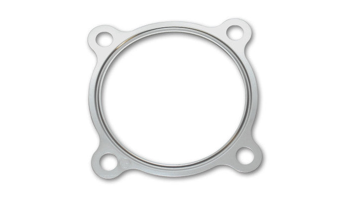"High Temperature 4 Bolt GT30/GT35 Discharge Flange Gasket (3.0"" ID) - Ace Race Parts"