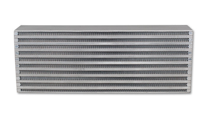 "Vibrant Intercooler Core (875 HP) - 25"" x 12"" x 3.5"" 12832"