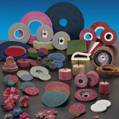 Abrasives - Coated & Non-Woven Sanding