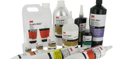 Instant Adhesives - (Scotch-Weld) Rubber Toughened