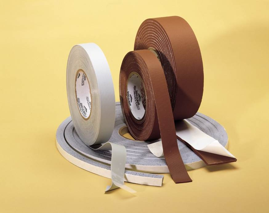 Silicone Rubber Tape (Strip-N-Stick)