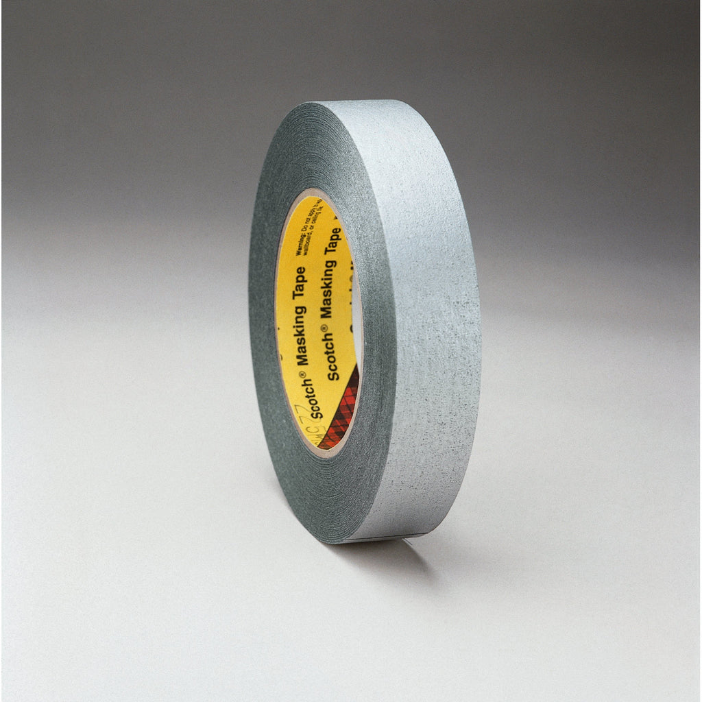 Scotch Weather Resistant Masking Tape 225 Silver, 18 mm x 55 m,