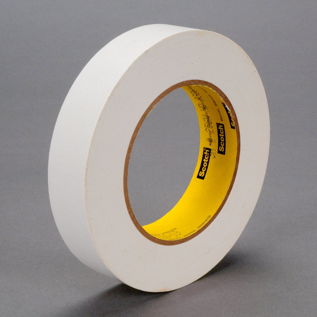 Scotch Printable Flatback Paper Tape 256 White, 1 1/2 in x 60 yd