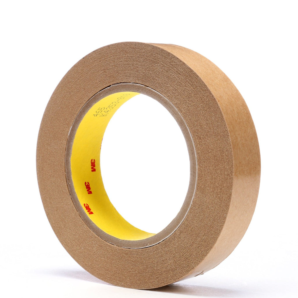 3M Adhesive Transfer Tape 465 Clear, 1 in x 60 yd 2.0 mil, 36 pe