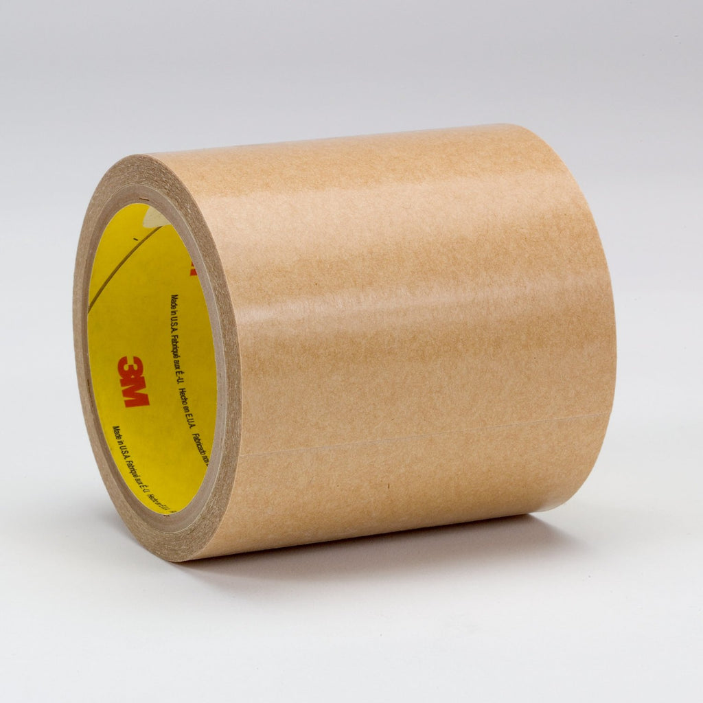 3M Adhesive Transfer Tape 927 Clear, 2 in x 60 yd 2.0 mil, 24 pe