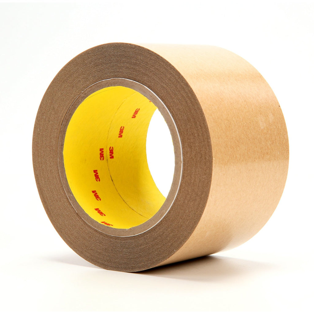 3M Double Coated Tape 415 Clear, 3 in x 36 yd 4.0 mil, 12 rolls