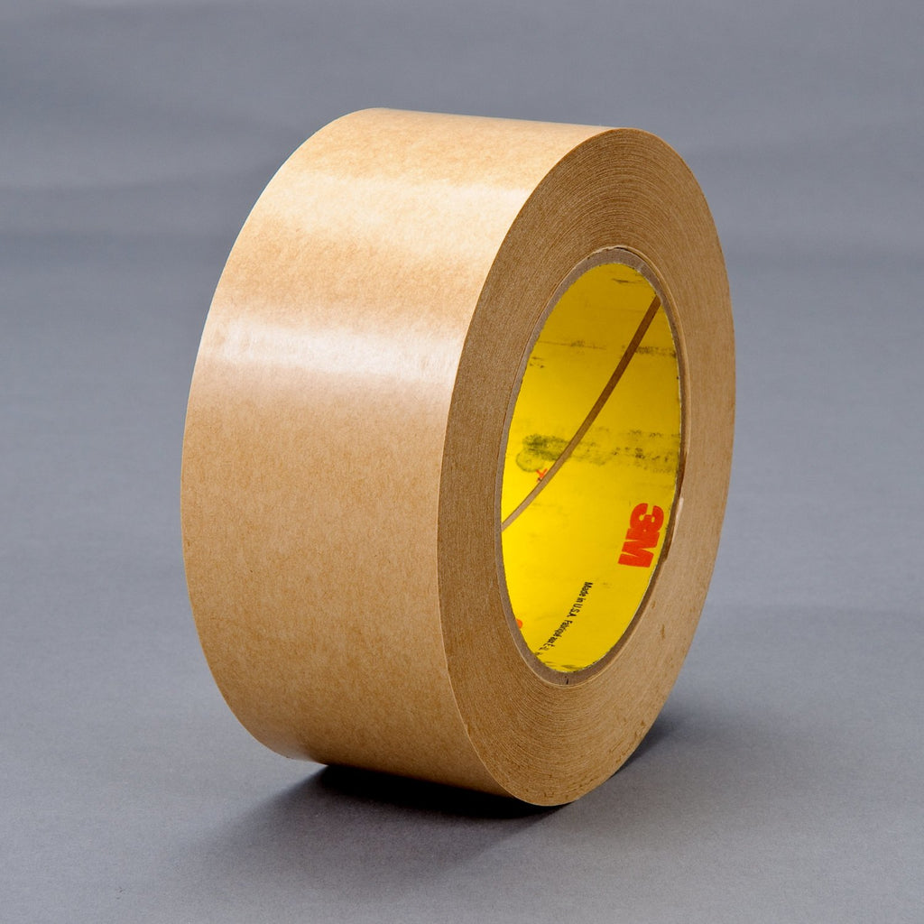 3M Adhesive Transfer Tape 465 Clear, 1 1/4 in x 60 yd 2.0 mil, 2