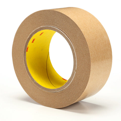 3M Adhesive Transfer Tape 465 Clear, 2 in x 60 yd 2.0 mil, 24 pe