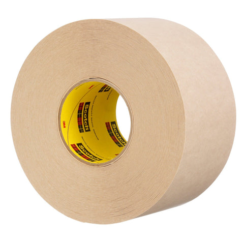 3M Heavy Duty Protective Tape 346 Tan, 4 in x 60 yd 16.7 mil, 3