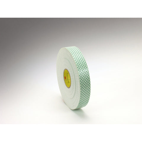 3M Foam Tape 4016 Off-White 3/4 in x 36 yd
