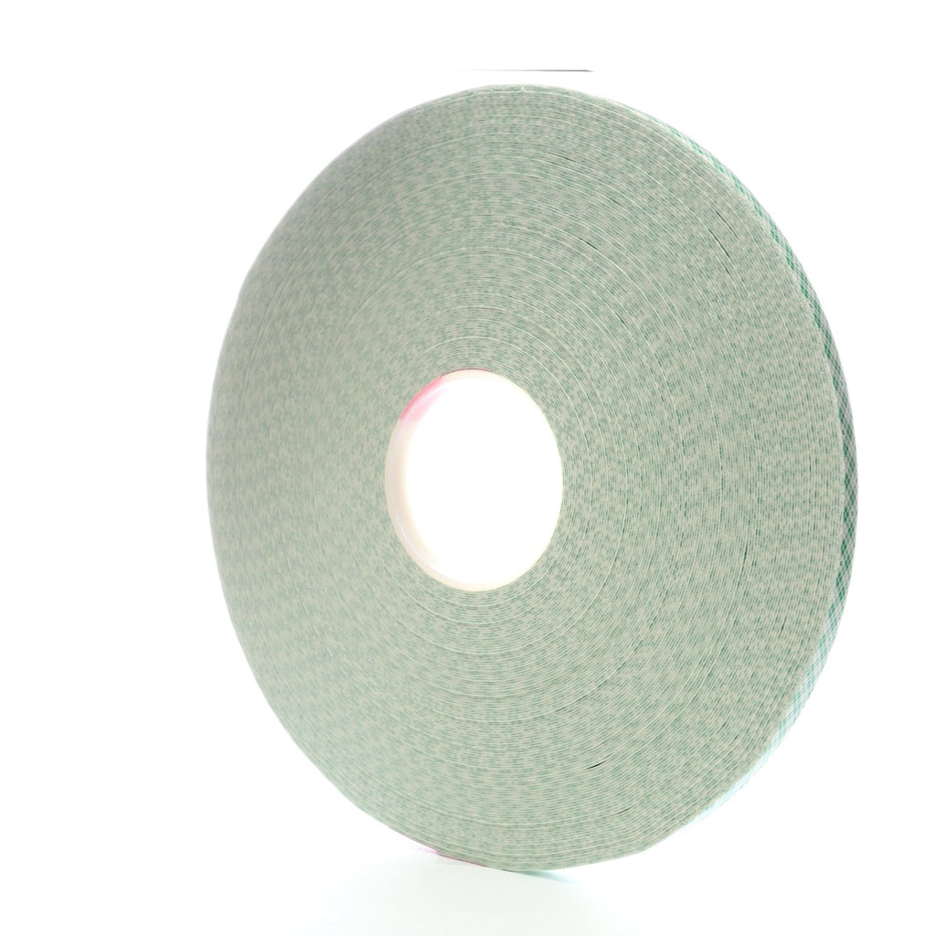 3M Double Coated Urethane Foam Tape 4032 Off-White, 1/2 in x 72