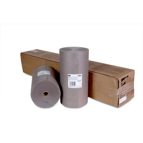 3M Scotch Steel Gray Masking Paper, 06512, 12 in x 1000 ft, 3 pe