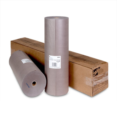 3M Scotch Steel Gray Masking Paper, 06518, 18 in x 1000 ft, 2 pe
