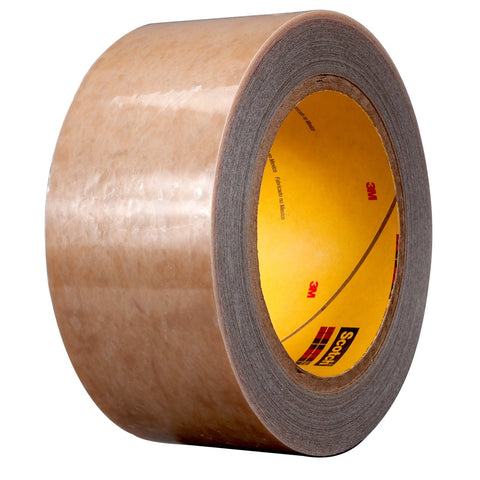 3M Polyester Protective Tape 336 Transparent, 1 1/2 in x 144 yd,