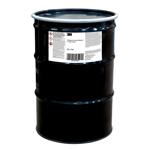 3M Scotch-Weld Neoprene Contact 5 Lt Ylw, 53 gal Agit Drum