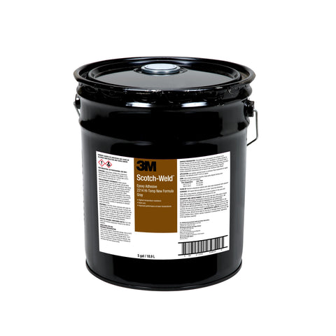 3M Scotch-Weld Epoxy Adhesive 2214 Hi-Temp New Formula, 5 gal