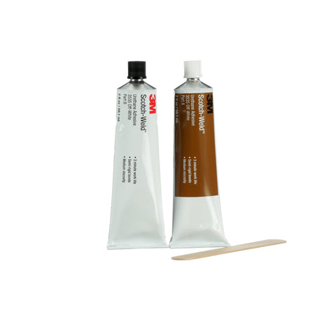3M Scotch-Weld Urethane Adhesive 3535 Off-White B/A, 2 oz Tube