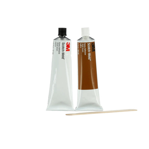 3M Scotch-Weld Epoxy Adhesive 1838 Tan Part A, 5 gal pail Drum