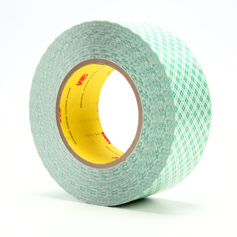 3M Double Coated Film Tape 9589 White, 2 in x 36 yd 9.0 mil, 24