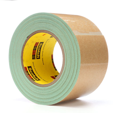 3M Impact Stripping Tape 500 Green, 3 in x 10 yd 33.0 mil, 3 per