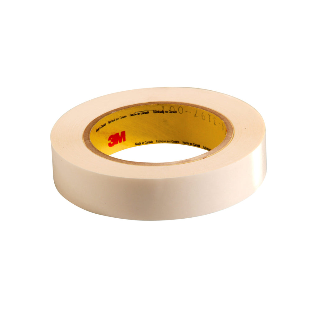 3M Double Coated Tape 444PC Clear, 1 in x 36 yd 4.0 mil