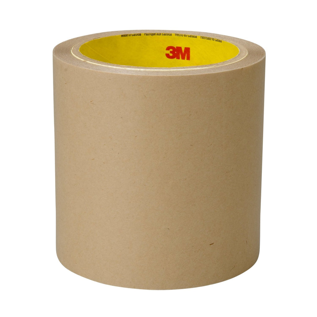 3M Double Coated Tape 9500PC, 12 in x 36 yd 6.0 mil, 4 rolls per