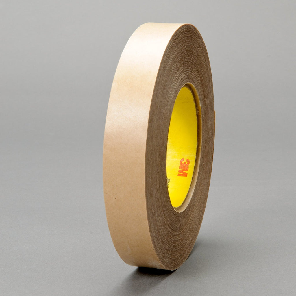 3M Adhesive Transfer Tape 9485PC, 12 in x 60 yd 5.0 mil, 4 per c