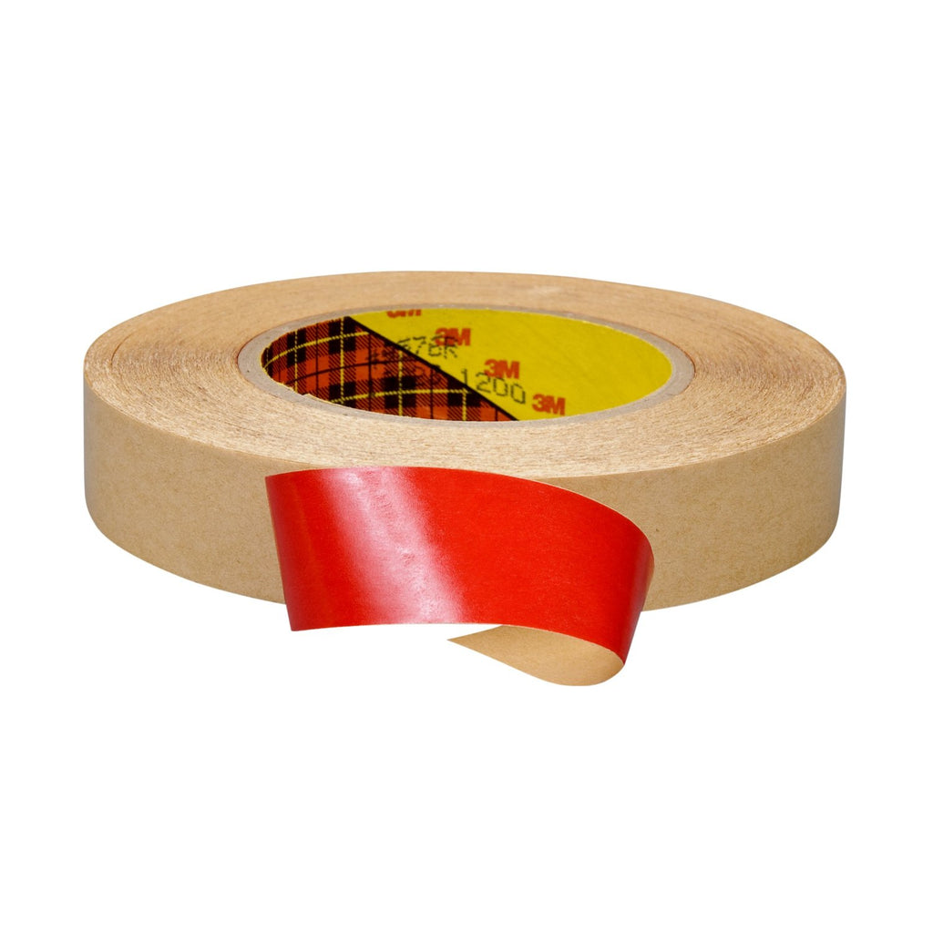3M Double Coated Tape 9576R Red, 2 in x 60 yd 4.0 mil, 24 rolls