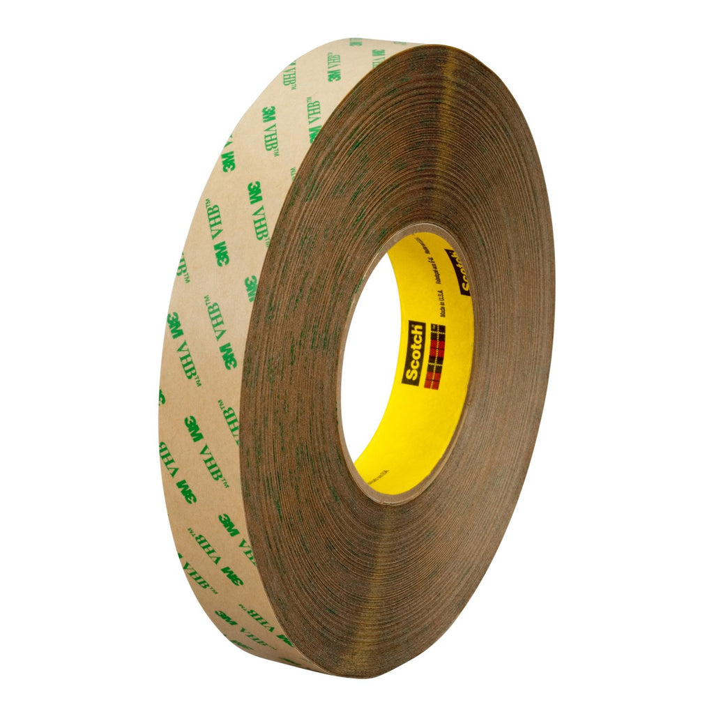 3M Adhesive Transfer Tape 9473PC, 2 in x 60 yd 10.0 mil, 6 per c