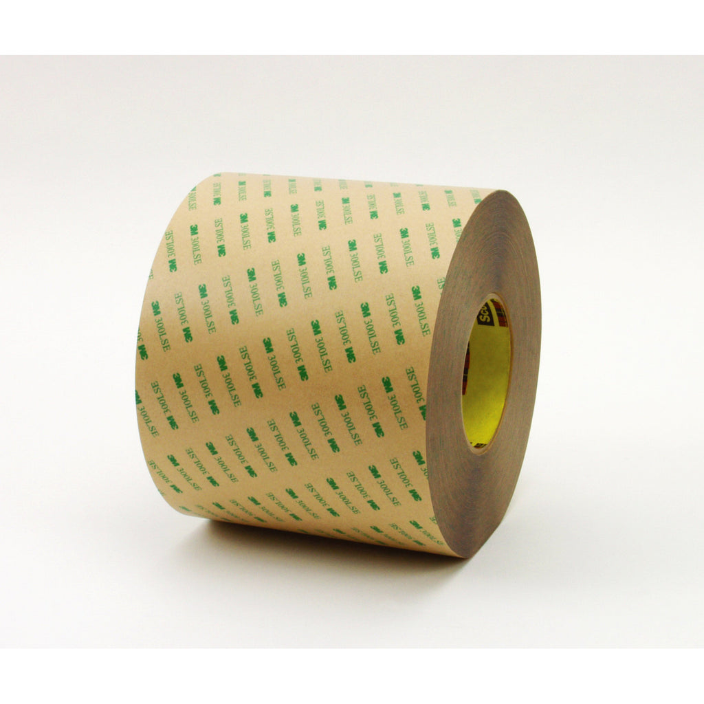 3M Adhesive Transfer Tape 9471LE Clear, 3/4 in x 60 yd 2.0 mil,
