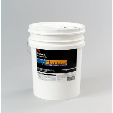 3M Fastbond Foam Adhesive 100NF Lavender, 270 gallon Poly Tote