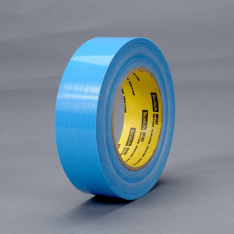 Scotch Appliance Filament Tape 8916V Blue, 18 mm x 55 m