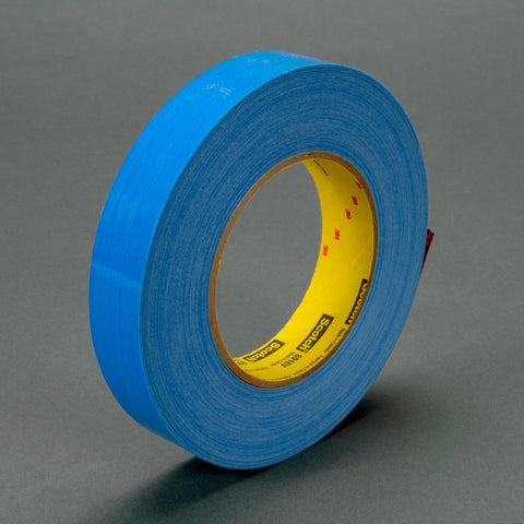 Scotch Appliance Filament Tape 8916V Blue, 12 mm x 55 m