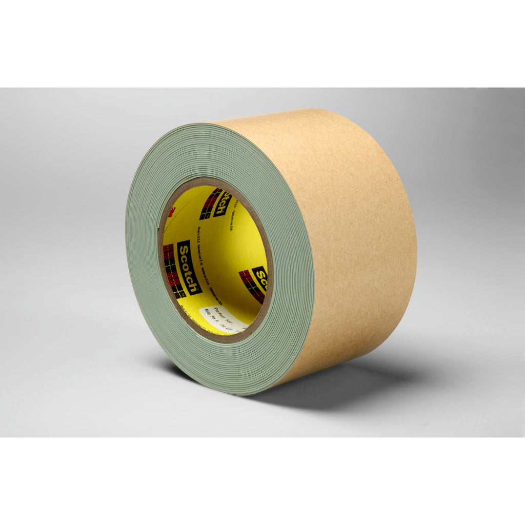 3M Impact Stripping Tape 500 Green, 12 in x 10 yd 33.0 mil, 1 pe