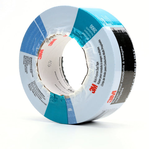 3M Duct Tape 3900 Blue, 48 mm x 54.8 m 7.7 mil, 24 per case Indi