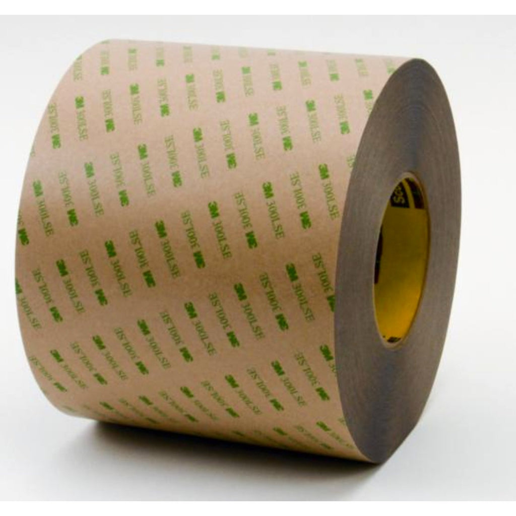 3M Adhesive Transfer Tape 9474LE, 24 in x 36 in, 100 Sheets per