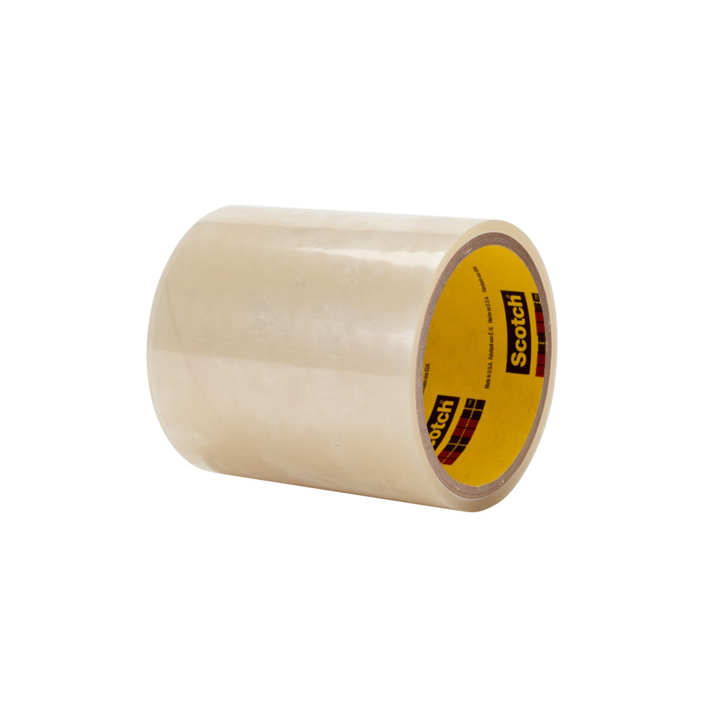 3M Adhesive Transfer Tape 467MP Clear, 12 in x 180 yd 2.0 mil, 1