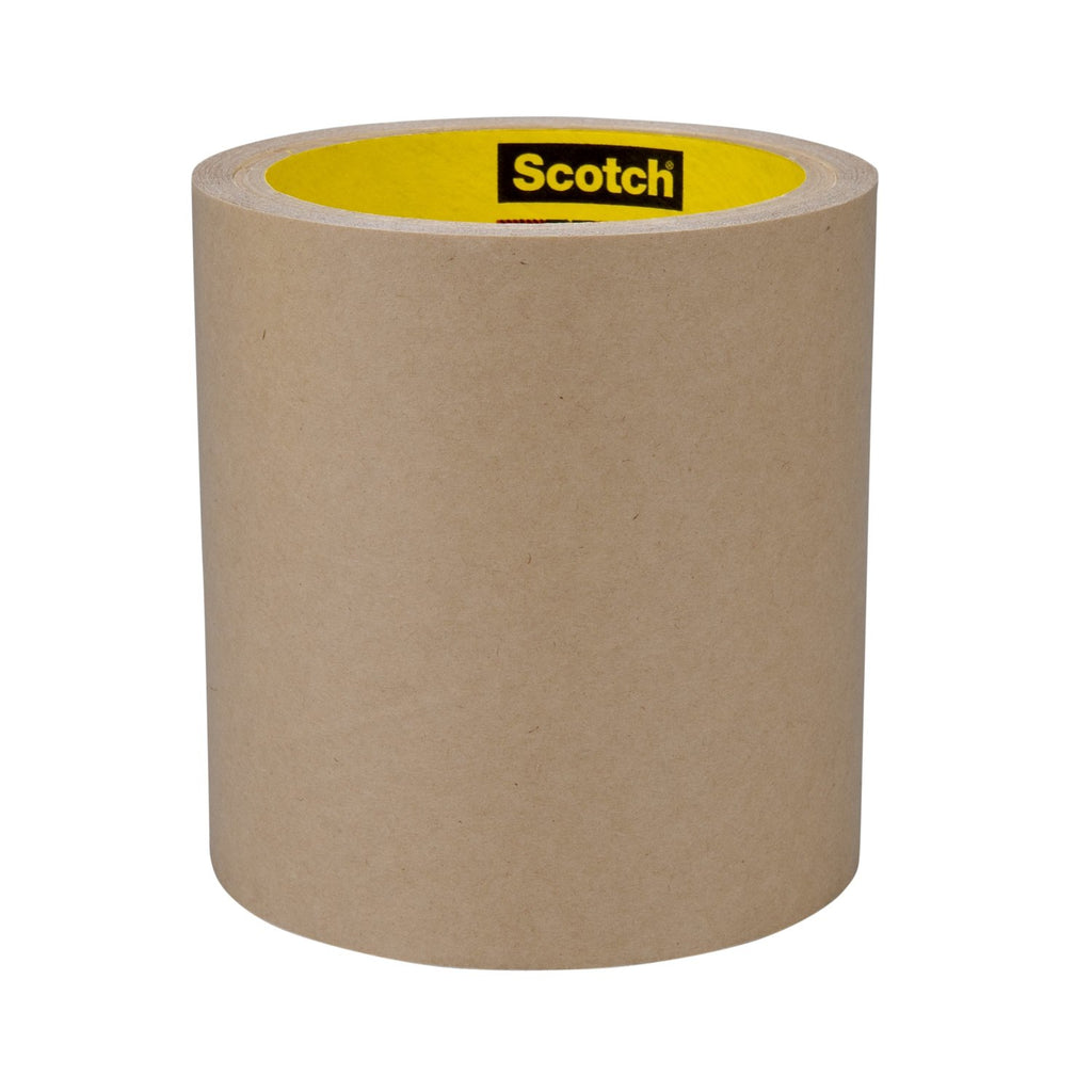 3M Adhesive Transfer Tape 9482PC Clear, 1/2 in x 60 yd 2.0 mil,