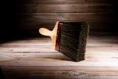 Craftsman Swift-Copper-bound-wall-brush