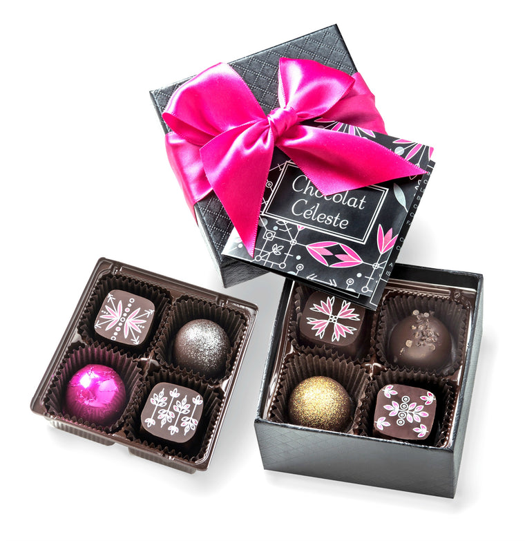 8 Piece Pink Cacao Collection