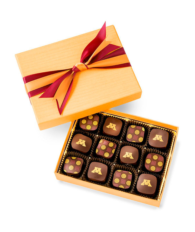 12 Piece University of Minnesota Bonbons
