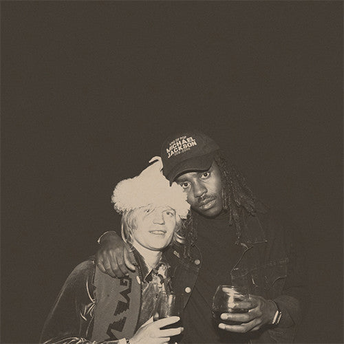 Myths 001 LP - Connan Mockasin and Devonté Hynes