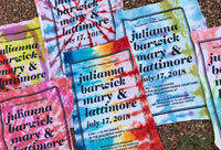 Julianna Barwick and Mary Lattimore Poster