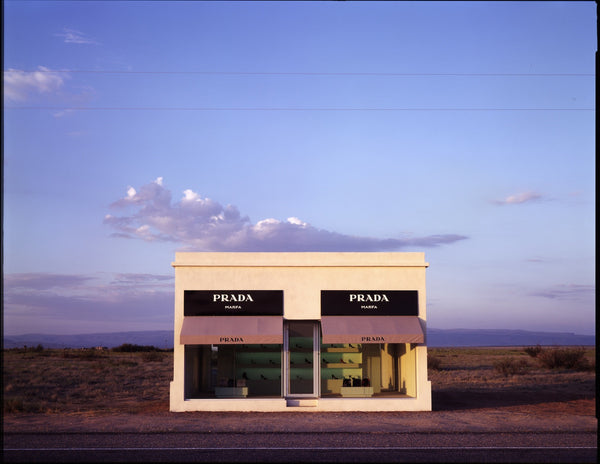 James Evans - Prada Marfa